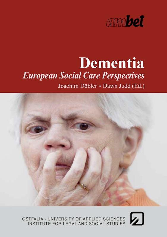 """Neuerscheinung: """"Dementia – European Social Care Perspectives"""""""