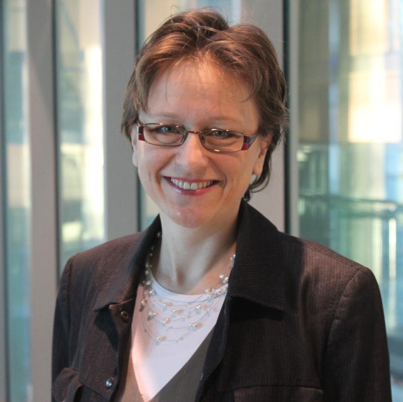 Sonia Lippke, Professorin für Gesundheitspsychologie an der Jacobs University Foto: Jacobs University