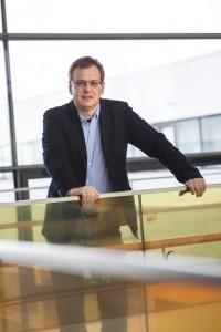 Prof. Hartmut Geiger leitet nun die Ulmer Abteilung Molekulare Medizin Foto: Uniklinik Ulm
